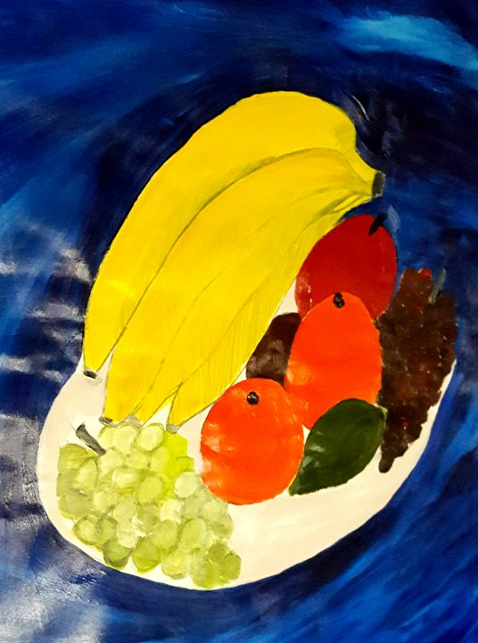 Fruits of Life - Annette's Art Creations