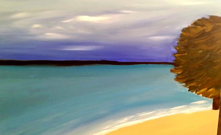 Peace of Mind by Annette Marshall - Annette's Art Creations