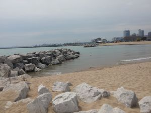 Milwaukee shore