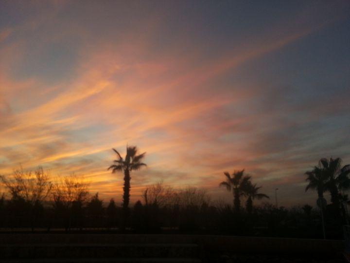 sunset - Hanan