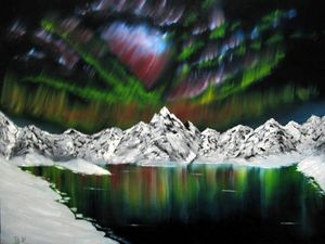 Northern Lights # 2