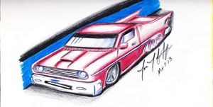 Custome Lowrider