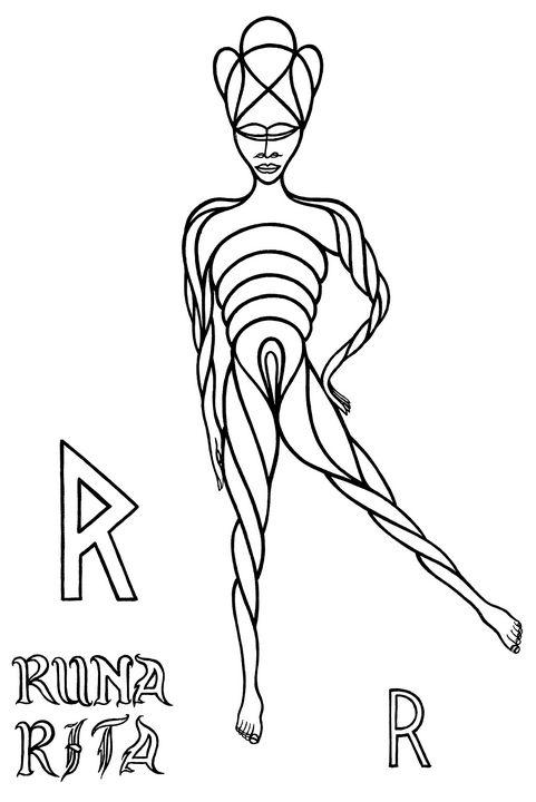 Runa Rita - Cosmic Art Center Gallery