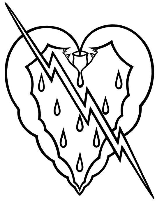 Heart Storm - Cosmic Art Center Gallery