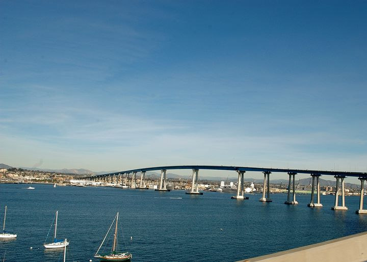 Coronado Bay Bridge - PhillySnaps
