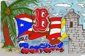 Boston Red Sox/Boricua