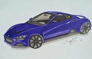 Zenvo st1 2016