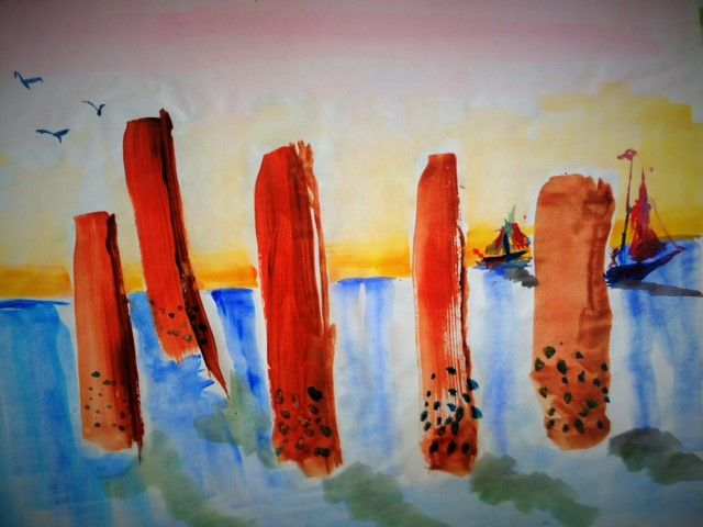Pier-less - Hosannah Art