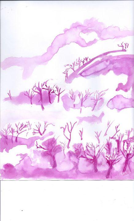 Winterbrush - Hosannah Art