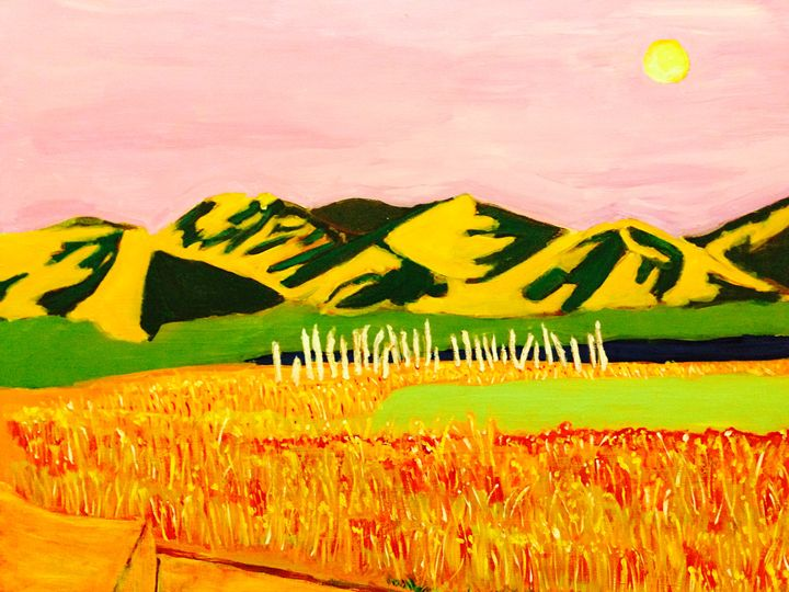 Alaskan Paradise - Hosannah Art