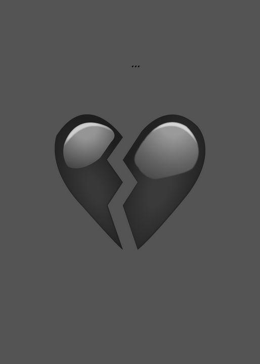 Broken Heart - Blvck Bleach