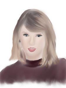 Taylor Swift by Raine