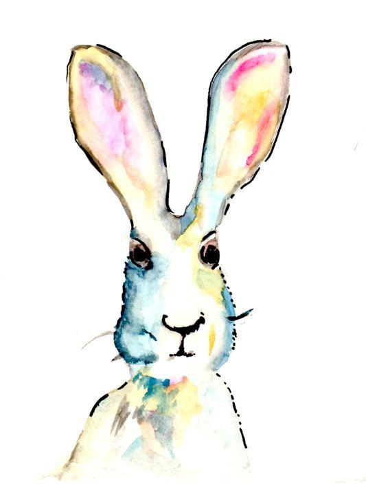 Jack Rabbiticus - Art by Tea Silvestre Godfrey