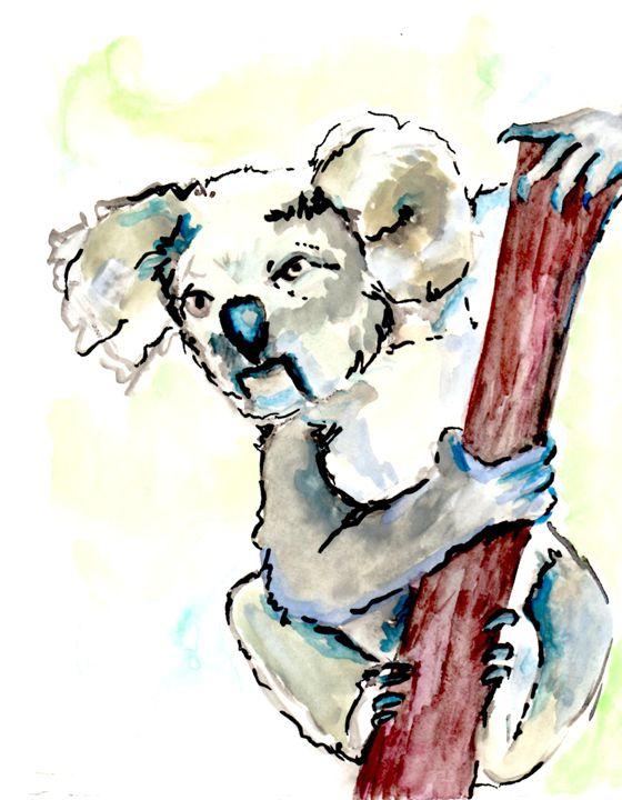 Koalable - Art by Tea Silvestre Godfrey