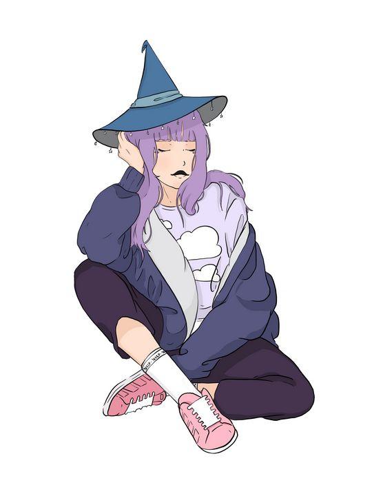 Dream witch - Luna