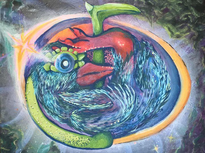 Axiom of an Egg - Jennifer Jacobitz
