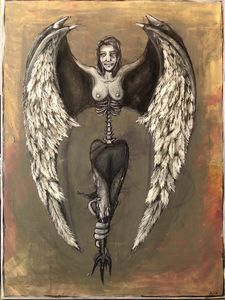 The Starving Harpy