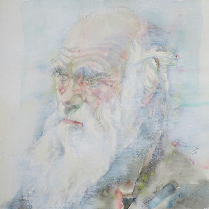 CHARLES DARWIN - LAUTIR