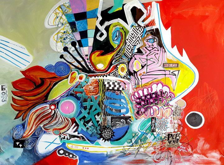 Spanish kiss - Igor Gor Art