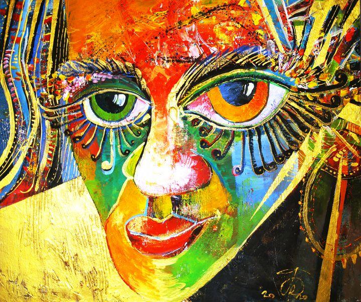 Messenger Of The Angels - Igor Gor Art