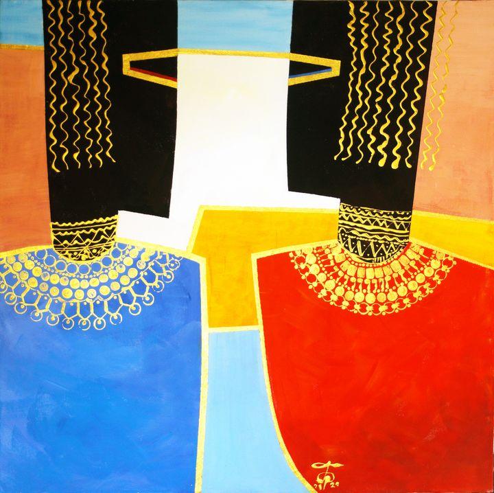 Abyssinian - Igor Gor Art