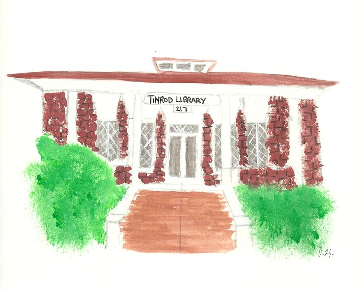 Timrod Library - Colleen Catherine