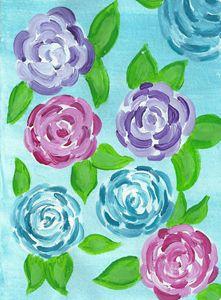 Colorful Florals