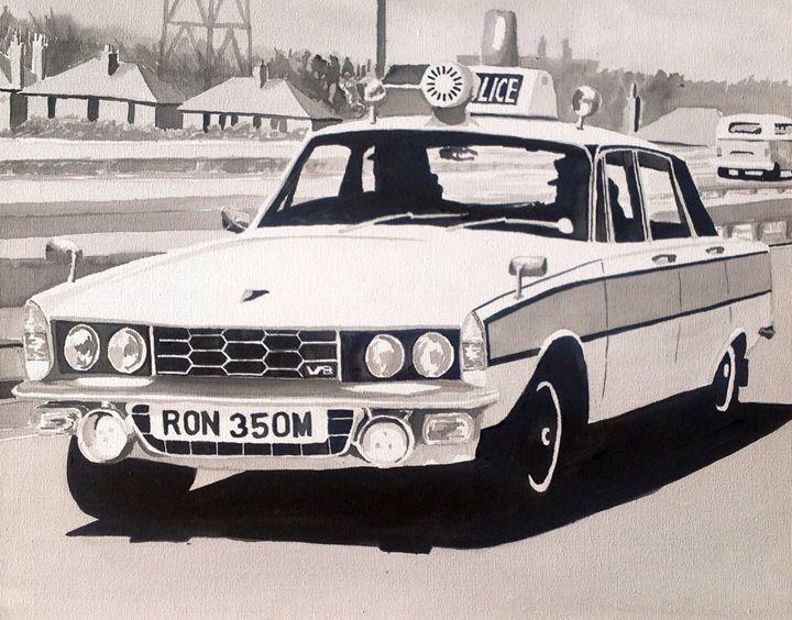 Rover P6 3500 V8 - Sid Fox Gallery