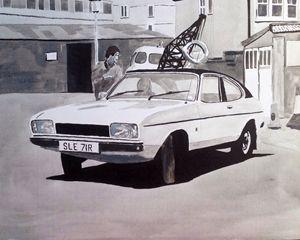 Mk.2 Ford Capri 2.0S