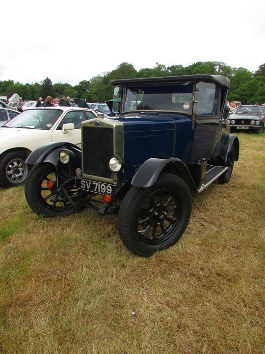 Haverfordwest Classic Car show - Tahlia paige