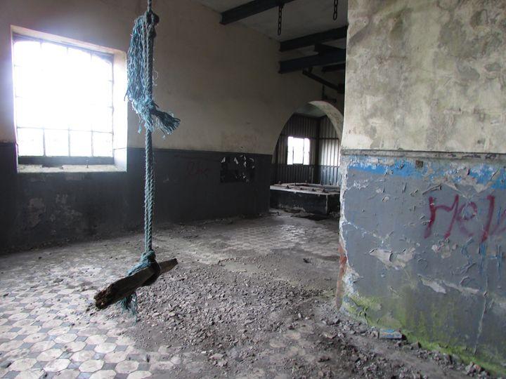 Abandoned Colliery - Tahlia paige