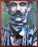 Original painting - framed