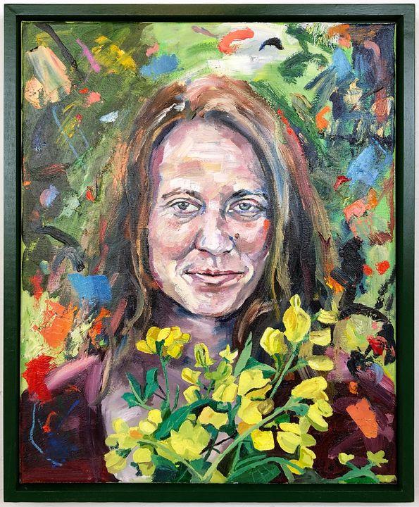 Ma Cherie - J. McAfee Art