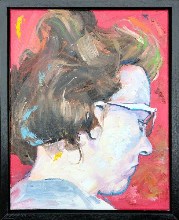 Crestfallen - J. McAfee Art