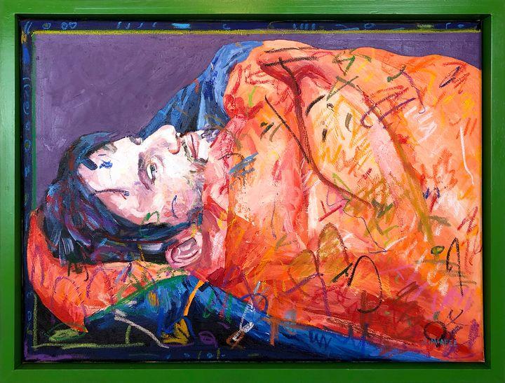 Swashbuckler - J. McAfee Art