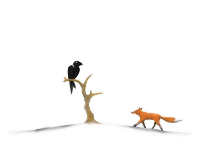 Fox and Raven - Plan B Design