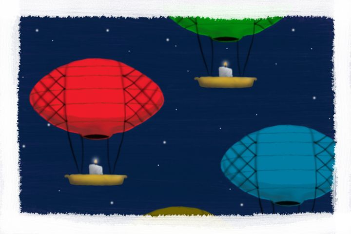 Lanterns in the Sky - Plan B Design