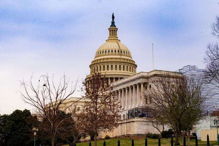 United States Capitol - David Russell Photography