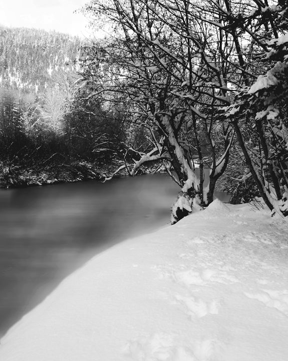 Snowy River - David Russell Photography