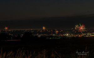 Front Range Fireworks Shows