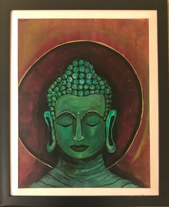 The Buddha Painting