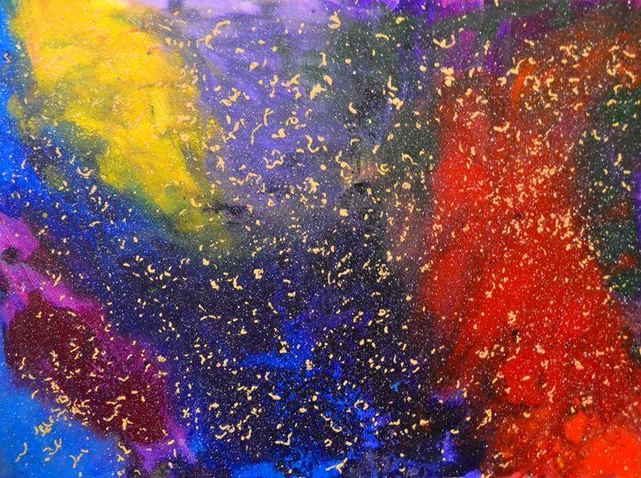 Galaxy Two - Tracy Narcaroti