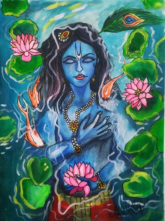 Krishna - the wonderwerk