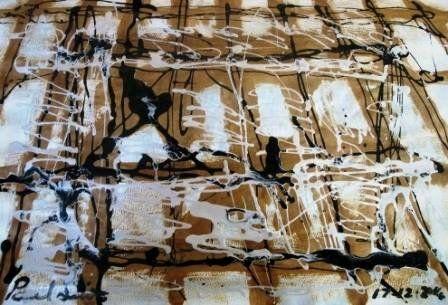 Salt Plains - Paul Bokvel Smit Art