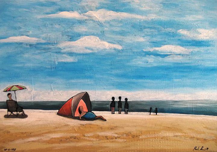 Kings Beach #2, Port Elizabeth, SA - Paul Bokvel Smit Art