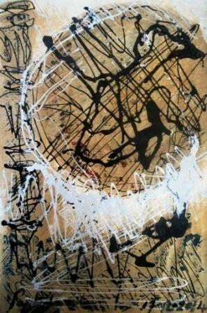Lunar Ascending - Paul Bokvel Smit Art