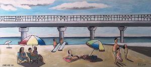 Shark Pier - Hobie Beach - PE - SA
