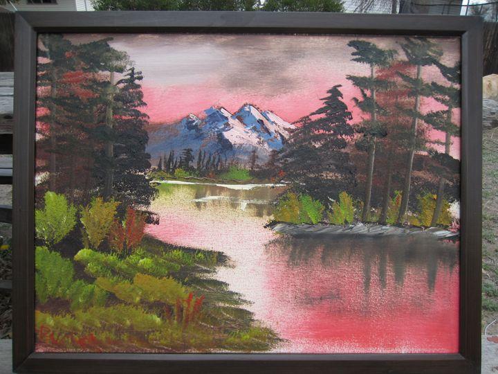 Sailors Delight - Stephen's Joy of Painting