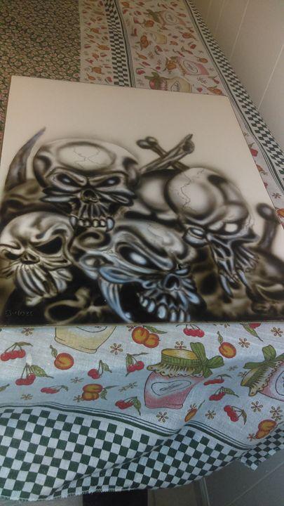 Skulls - Crafty Customs