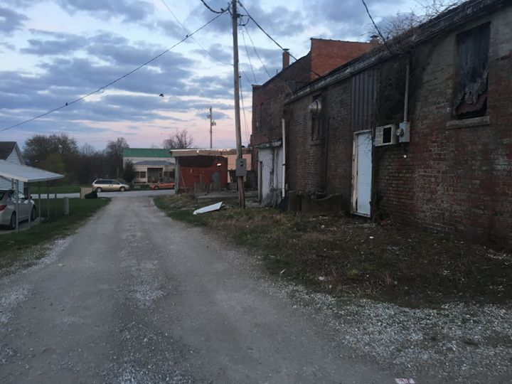 A walk through town - Callie